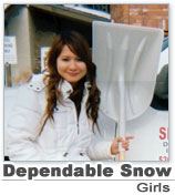 Dependable Snow Girls