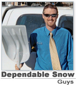 Dependable Snow Guys